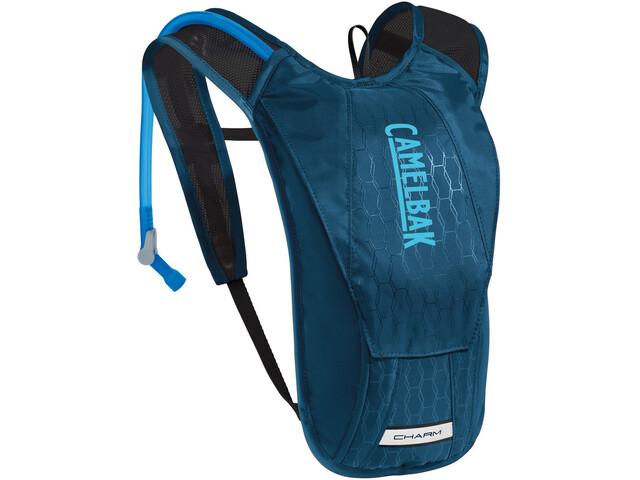 CamelBak Charm Hydration Pack 1,5l Damen gibraltar navy/lake blue